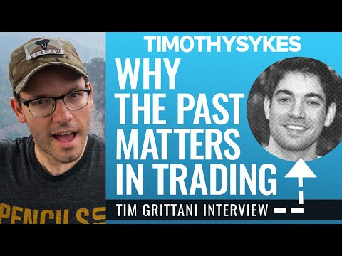 Why the Past Matters in Trading: Tim Grittani Interview