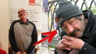 Бывший БОМЖ рассказал, чего на самом деле НЕ ХВАТАЕТ бездомным...Оказалось, далеко не ЕДЫ...
