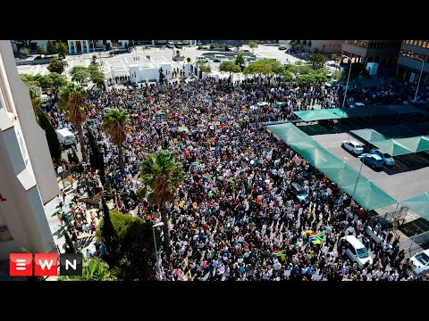 Cape Town Unites: Inside one of the Mother City's biggest marches #AntiZumaMarches
