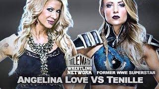 WrestlePro - Brace for Impact (FULL SHOW) - Emma vs Angelina Love | Alberto El Patron vs Fallah Bahh