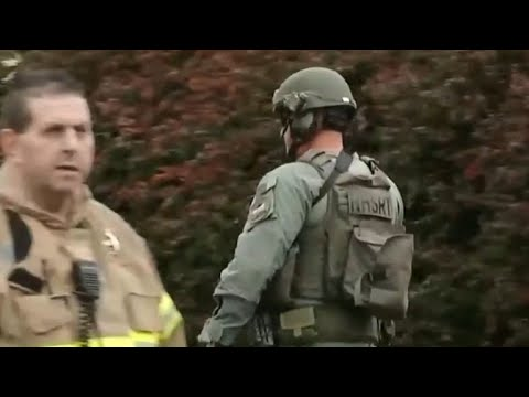 Gunman opens fire at Pittsburgh synagogue