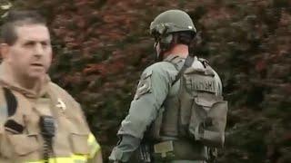 Gunman opens fire at Pittsburgh synagogue