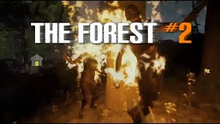 Let's Play The Forest - Part 2 [Version 0.62 Gameplay]