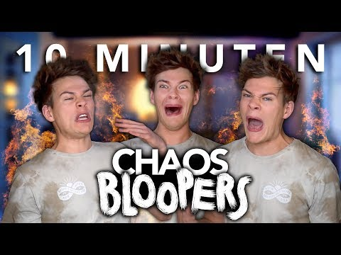 10 MINUTEN CHAOS BLOOPERS   Joey's Jungle