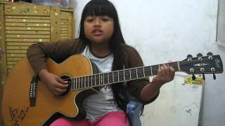 Que Sera Sera- Guitar - Aniva Sasha (Indonesia)