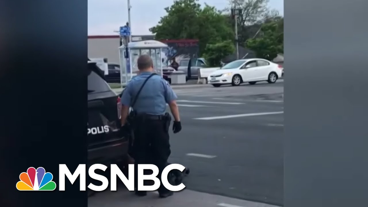 Minneapolis Police Officers Terminated After Death Of George Floyd | MSNBC