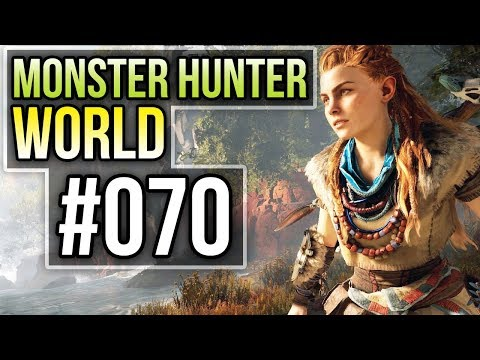 Monster Hunter World #070 🏹 Ich werde Aloy (Horizon Event) - Lets Play Monster Hunter World Deutsch