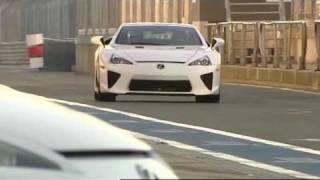 Lexus Lfa - Video Tour By Autocar.Co.Uk
