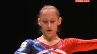 Мария Харенкова. Бревно. Women