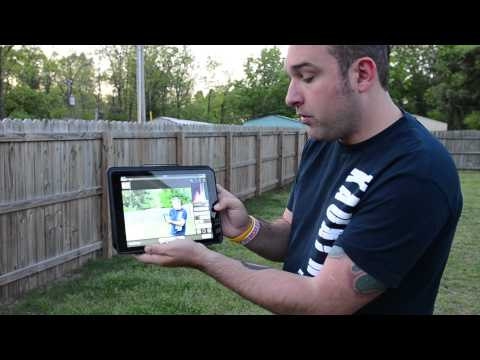 Cam Ranger Wireless Remote Viewer Preview/Demo - YouTube