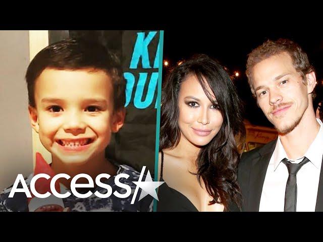 Naya Rivera\'s Ex Ryan Dorsey Praises Son Josey For Being \'So Strong\'