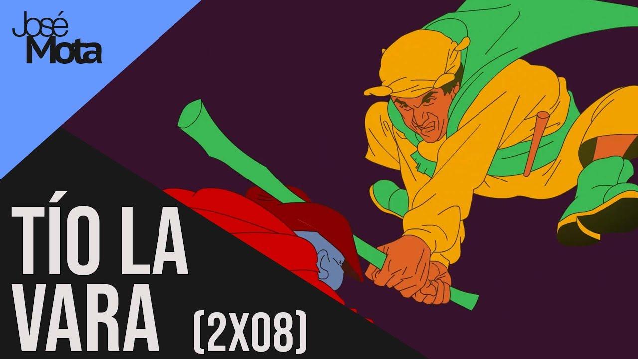 El Tío la Vara | Contra los grafiteros (2x08) | José Mota
