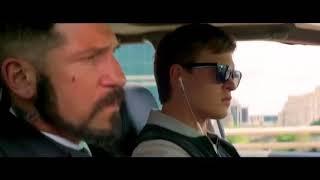 Jah Khalib - Ты Словно Целая Вселенная (Baby Driver Scene)