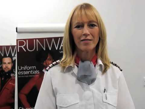 Do you think you want my job? A Pilot with Virgin Atlantic