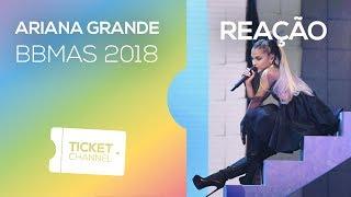 ⛔ Ariana Grande - Billboard Music Awards 2018 -  Performance - TICKET REAGE #56