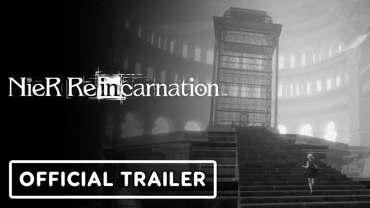 Nier Reincarnation - Official English Trailer