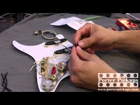 emerson custom guitar electronics review by sweetwater doovi emerson esquire wiring harness emerson sg wiring harness