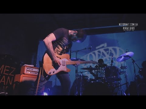 Somali Yacht Club - Religion of Man - Live at Mezzanine, Kyiv [17.11.2018] (multicam) thumbnail