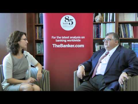 Agustín Carstens, Central Bank Governor, Mexico - View from IMF