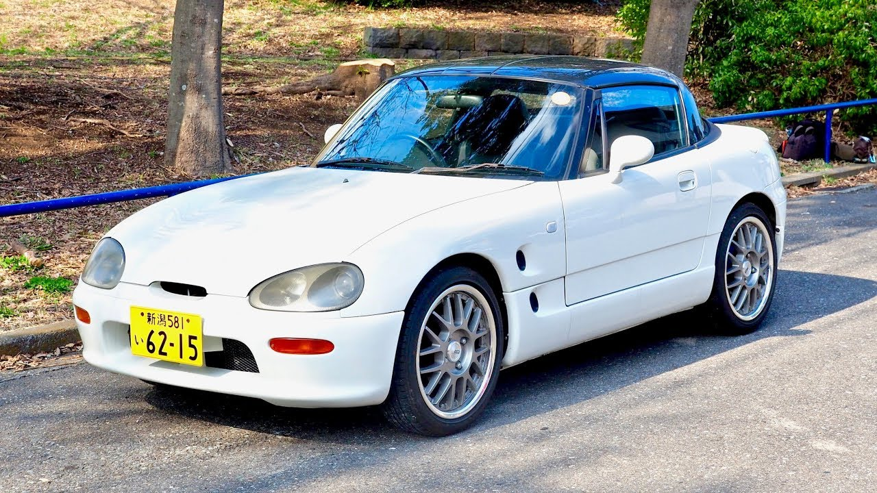 1992 Suzuki Cappuccino Turbo Kei Car (USA Import) Japan Auction Purchase  Review