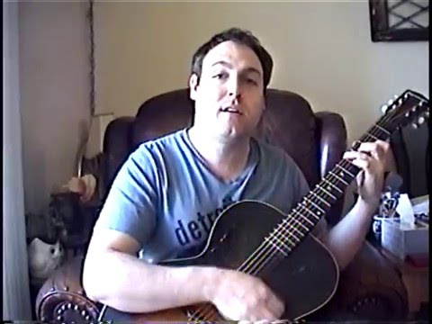 Love Is Just Around The Corner Swing Jazz Guitar Solo With Vocal