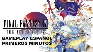 Final Fantasy IV - The After Years (PC - Gameplay - Español)