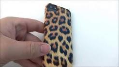 Leopard Print Mobile Phone Case - Simply Custom Cases