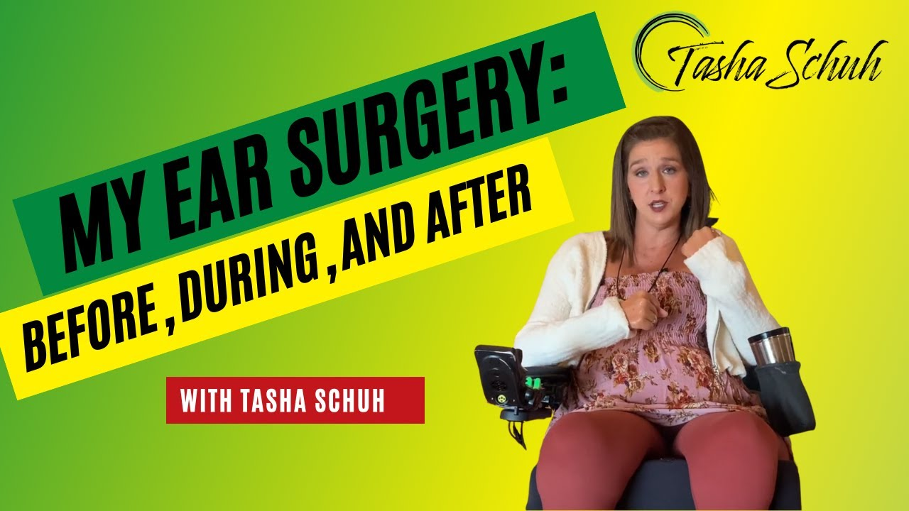 My Ear Surgery: Before, During, and After