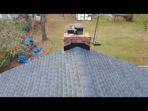 Onother  video of roofing job get down with ROOSSMER CONSTRUCTION LLC