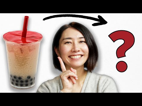 Can Rie Make Boba Fancy? • Tasty