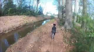 bikejöring Iota Maldegem