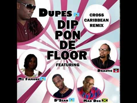 Dip Pon De Floor  Cross Caribbean Remix  Audio Only