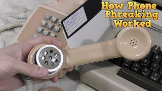 How Telephone Phreaking Worked