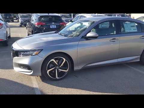 2020 Honda Accord Sport Quick Review