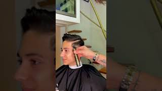 Best Side Fade Sharp Line Hairstyle ✂️ Video For Men