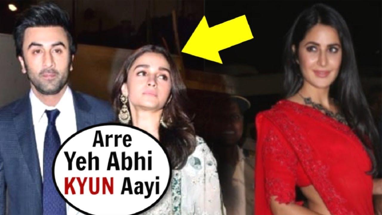 Alia Bhatt Get's ANGRY On Katrina Kaif Because Of ...