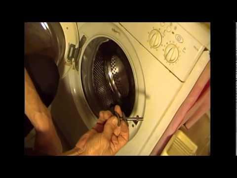 Самоделкин со стажем. Снятие и установка манжеты люка стиральной машины.