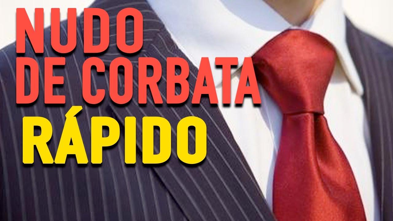 Nudo de corbata m gico ead youtube for Nudos de corbata modernos