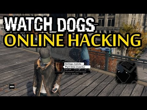 how to play multiplayer on watch dogs