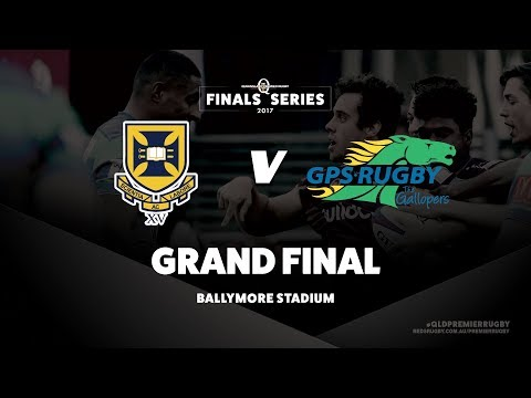 Queensland Premier Rugby: Grand Final 2017