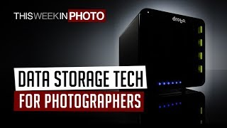 Data Storage Tech for Photographers