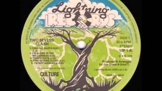 "Culture  ""Two Sevens Clash""  Complete Album 1978 Roots Reggae"