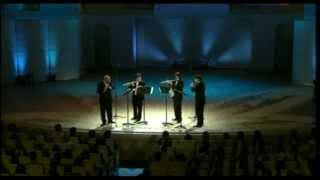 RNO Flute Quartet. Mendelssohn Scherzo from A Midsummer Night's Dream