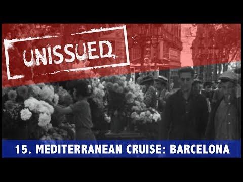 Unissued Nº15 - Mediterranean Cruise: Barcelona (1934)