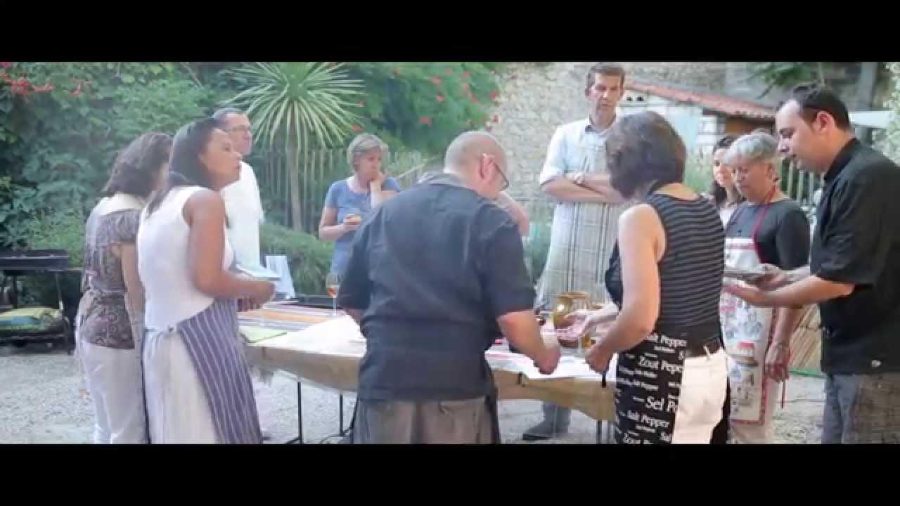 Cours De Cuisine Par Tyrone Saul Montpellier Youtube
