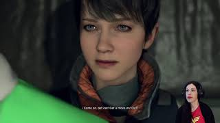 DETROIT: BECOME HUMAN - Different Endings at the Camps