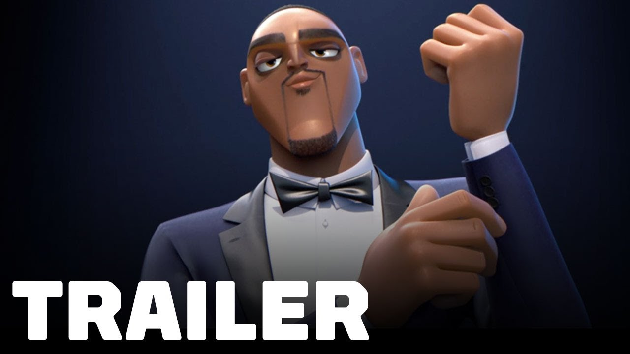 Download Spies in Disguise Trailer (2019) Will Smith, Tom Holland