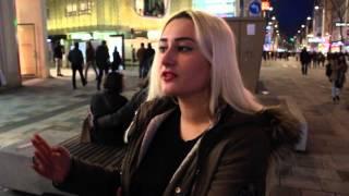 Haben Sie Angst vor Muslimen ? | Straßeninterview