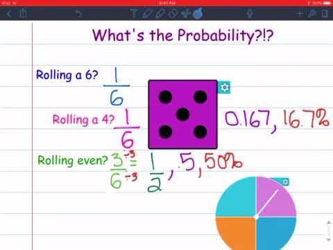 11.1 - Intro to Probability