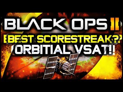 Black Ops 2 | The BEST Scorestreak? - Orbital VSAT! (Call of Duty: Black Ops 2 Best Scoresteak)